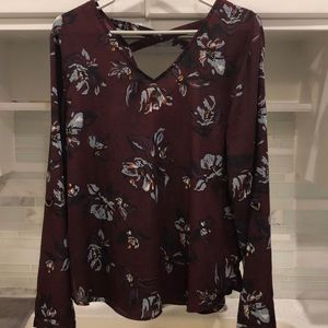 Maurice's blouse